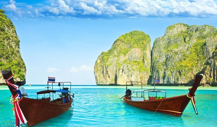 Đảo Phi Phi - Phuket