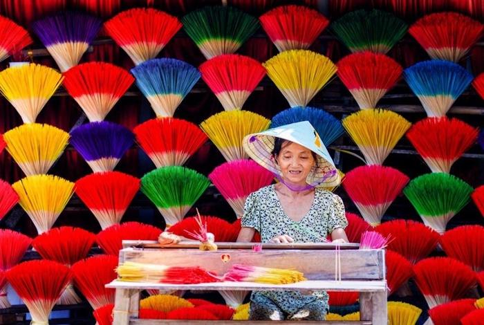 Làng hương Thủy Xuân - Địa điểm check-in không nên bỏ lỡ khi ghé thăm xứ Huế
