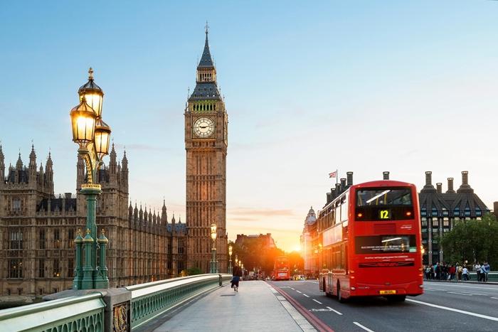 London, Anh - Điểm du lịch phù hợp với cung Sư Tử (23/7 – 22/8) trong năm 2020