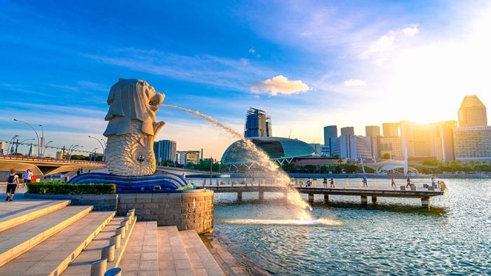 Singapore - Điểm du lịch phù hợp với cung Bảo Bình (20/1 – 18/2) trong năm 2020