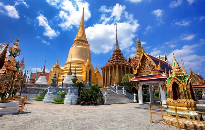 Chùa Wat Phra Keo -Viêng Chăn