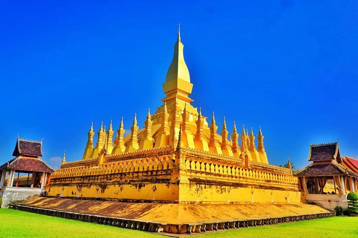 Pha That Luang - Viêng Chăn