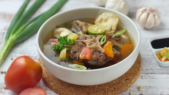 Sop Buntut món ngon nổi tiếng nhất của Jakarta