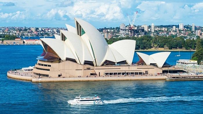 Nhà hát con sò Sydney Opera House