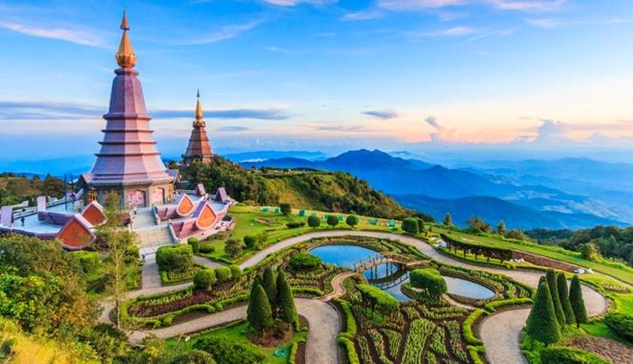 Vé máy bay đi Chiang Mai giá rẻ